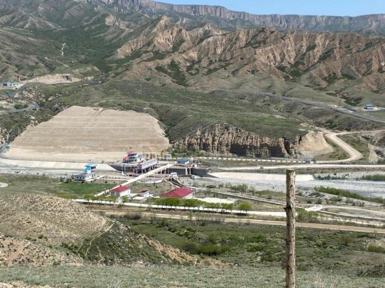 Казахстан и Китай намерены построить водохранилище на реке Хоргос