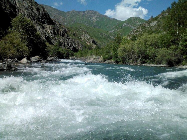 Критерии необходимости очистки русел рек Алматы