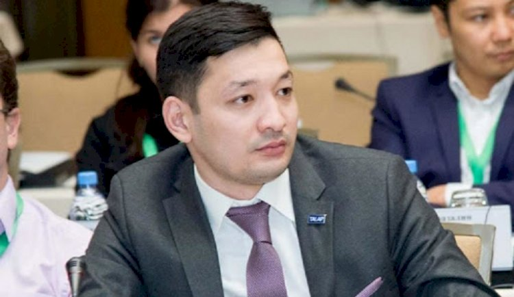 Экономист Тимур Абилкасымов назначен советником председателя АРРФР