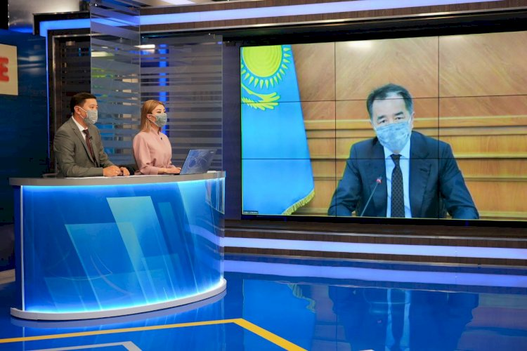 Бакытжан Сагинтаев о мерах по выходу Алматы из «красной» зоны – прямая трансляция