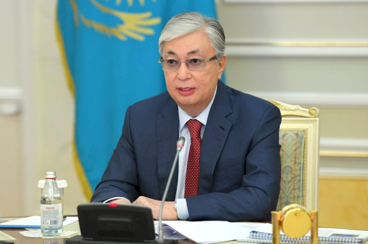 Президент Токаев присвоил генеральские звания 19 сотрудникам силовых ведомств
