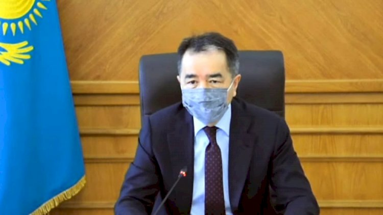 Бакытжан Сагинтаев поздравил мусульман города с Ораза айт