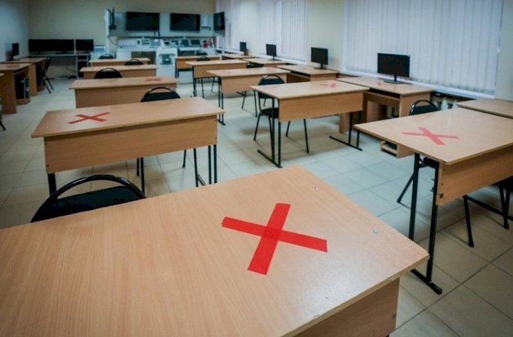 Нарушения мер по борьбе с COVID-19 выявлены в более чем 17% школ Казахстана