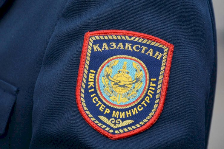 Восемь из десяти полицейских Алматинской области получили вакцину от COVID-19