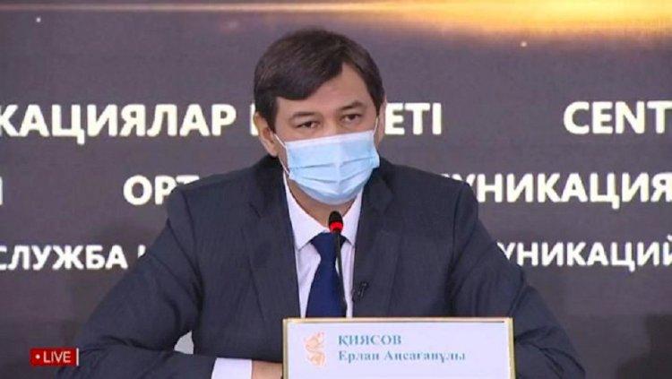 Главный санврач Казахстана внес изменения в подписанные ранее постановления