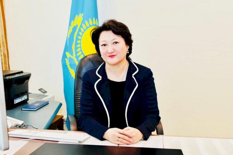 Актоты Раимкулова поздравила казахстанцев с Днем защитника Отечества