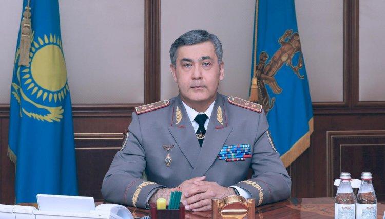 Нурлан Ермекбаев: Воины Казахстана с честью продолжают традиции отцов и дедов
