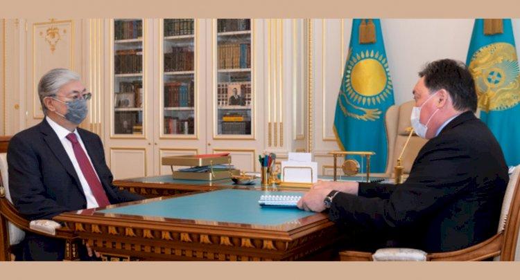 Касым-Жомарт Токаев поручил Правительству оказать гуманитарную помощь Индии