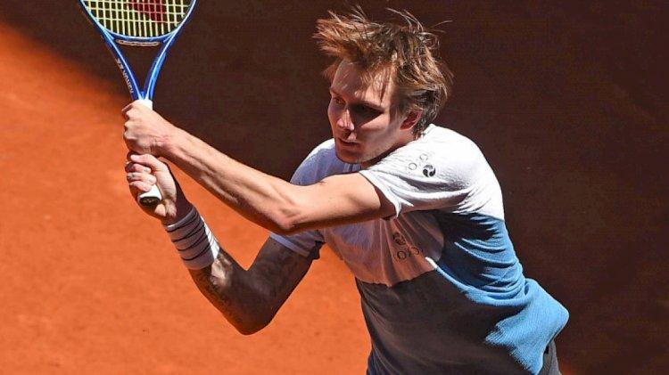 Теннисист Александр Бублик вошел в число 40 лучших игроков мира