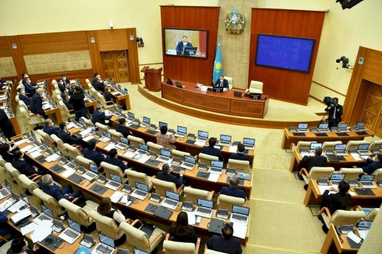 Ряд международных соглашений рассмотрят депутаты Мажилиса