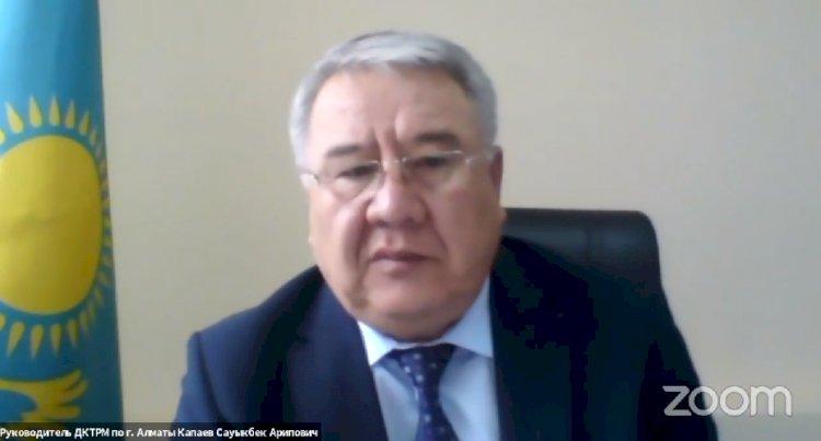 Как обеспечивается качество и безопасность продукции в Алматы – прямая трансляция