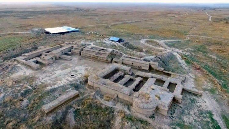 Уахит Шалекенов  отдал более 30 лет исследованию древнего города Баласагун