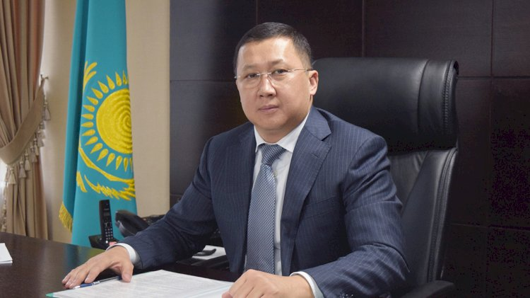 Али Алтынбаев назначен председателем Комитета государственных доходов