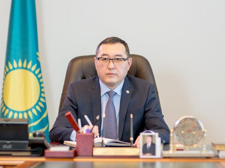 Вице-министром финансов назначен Марат Султангазиев