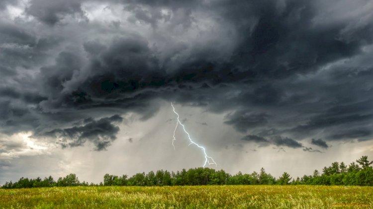 Грозы с дождем и градом ожидаются на выходных в Алматинской области