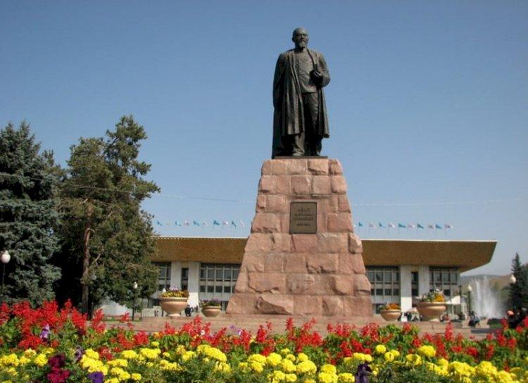 В Бишкеке установят памятник Абаю