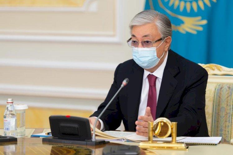Президент принял отчет Национального банка