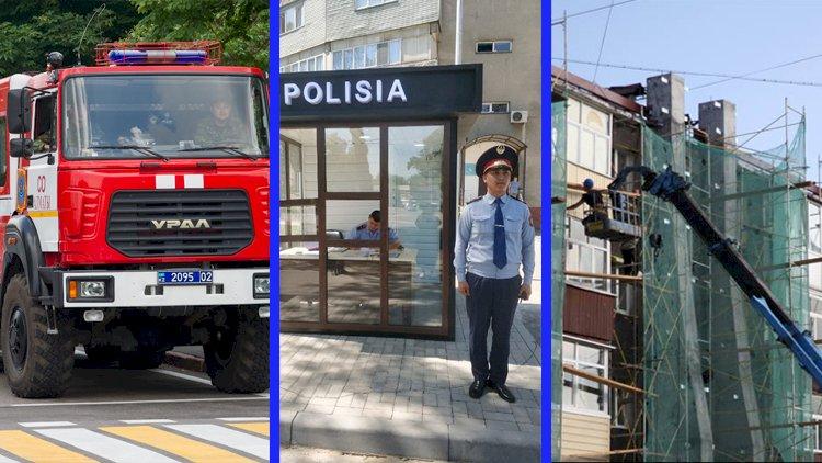 Сделать Алматы городом с низким уровнем преступности и угроз чрезвычайных ситуаций
