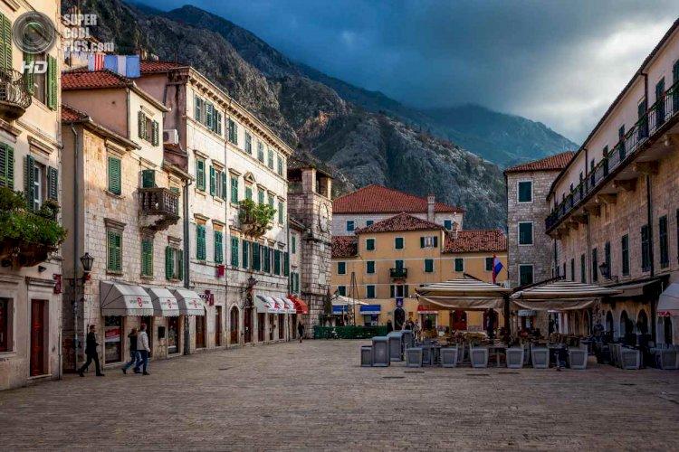 Черногория открывает свои границы для туристов
