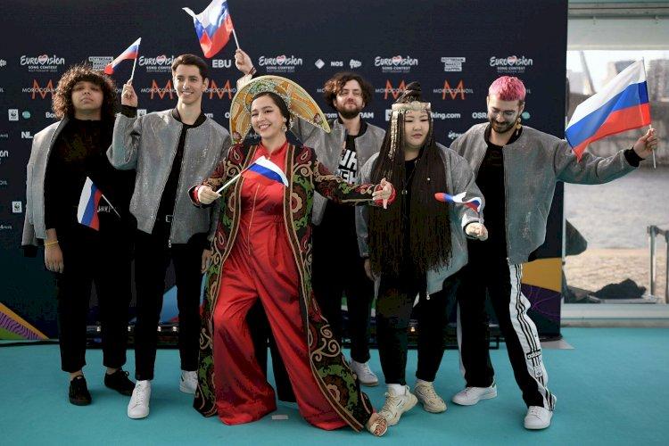 В Нидерландах стартовал международный конкурс «Евровидение»