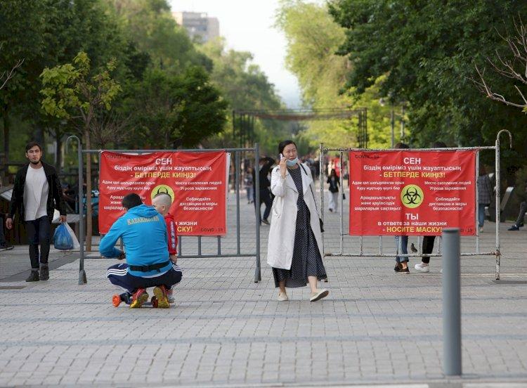 Лаура Мырзагали: В Алматы развернуто 214 прививочных пунктов