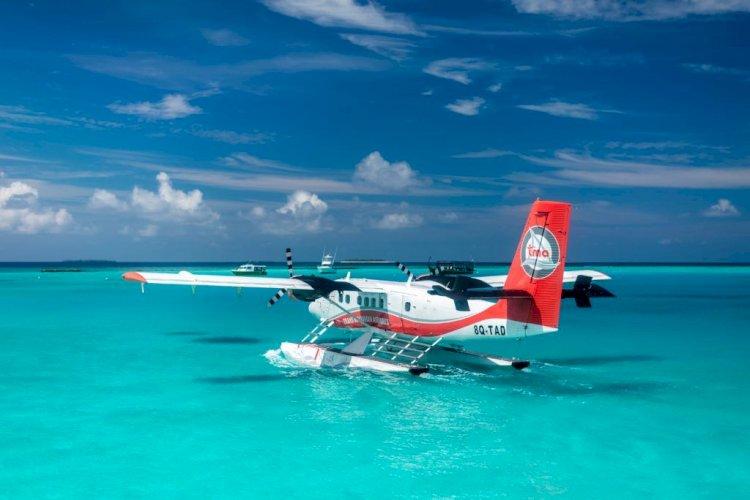 Приостановлены авиарейсы из Алматы на Мальдивы