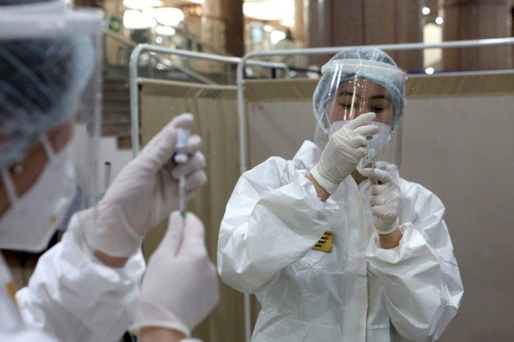 Лаура Мырзагали рассказала об увеличении пунктов вакцинации в Алматы