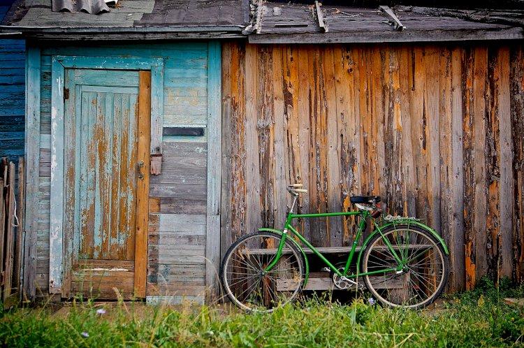 Прибытие фельдшера на вызов на велосипеде в Кызылагаше прокомментировали в облздраве