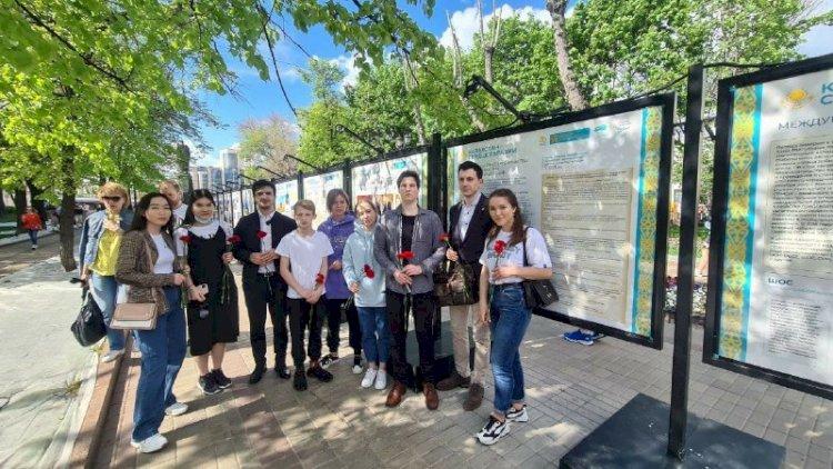 В Москве проходит фотовыставка к 30-летию Независимости Казахстана