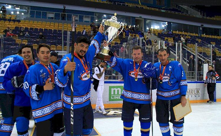 На льду «Алматы–Арена» определился победитель Алматинской любительской хоккейной лиги