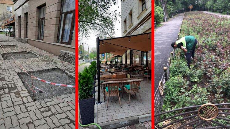 Летние проблемы Алматы, с которыми пытались разобраться  алматинцы и «Дежурный по городу»