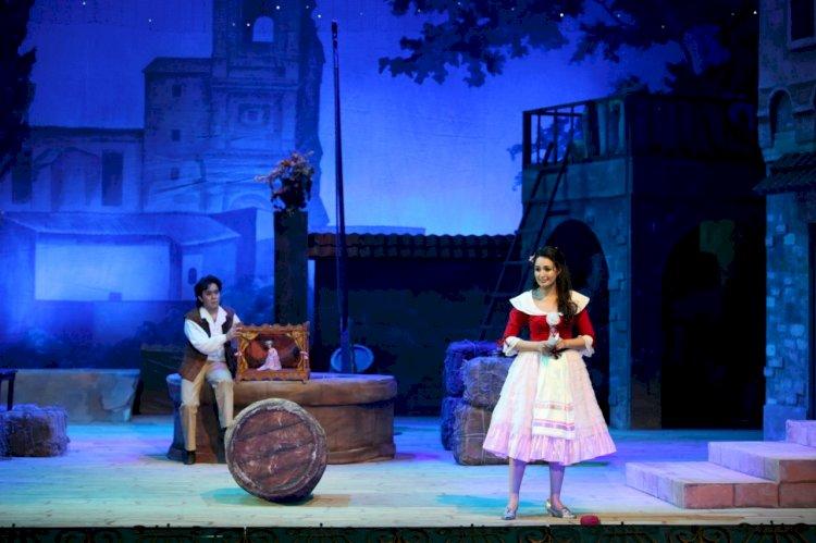 Анонс театральной жизни Алматы на неделю