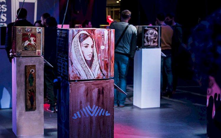 В Алматы открылась выставка арт-… холодильников