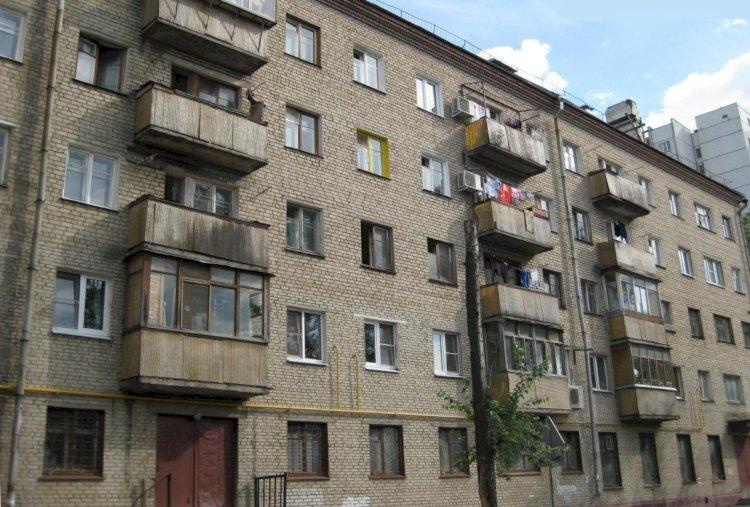 Каждый третий дом в Казахстане построен еще при Советском Союзе
