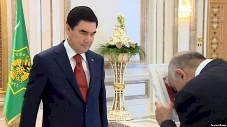 Туркменский президент удостоился очередного высокого статуса