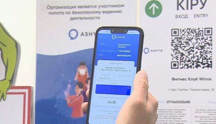 В Алматы лидерами проекта Ashyq стали 108 объектов предпринимательства