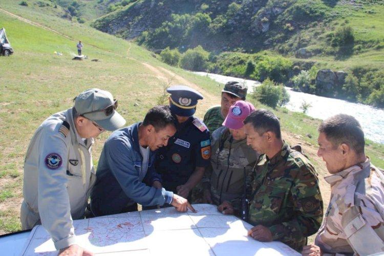 К поиску пропавших туристов привлекли узбекских спасателей