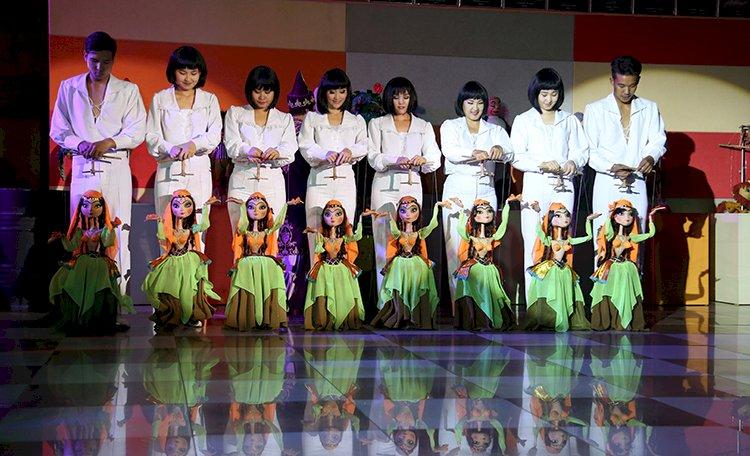 Государственный театр кукол подготовил насыщенную программу к Межународному дню защиты детей