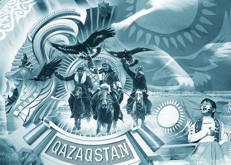 В июне 1992 года «Вечерняя Алма-Ата» освещала торжественное представление государственных символов РК
