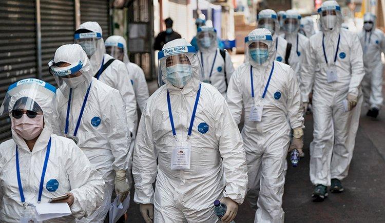 ВОЗ: жертв коронавируса в три раза больше