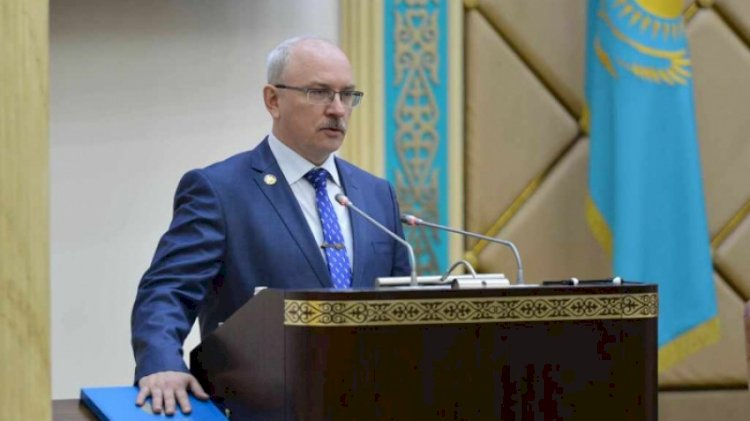 Сменился председатель Высшего судебного совета РК