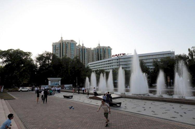 Какой будет погода в Алматы 8 июня
