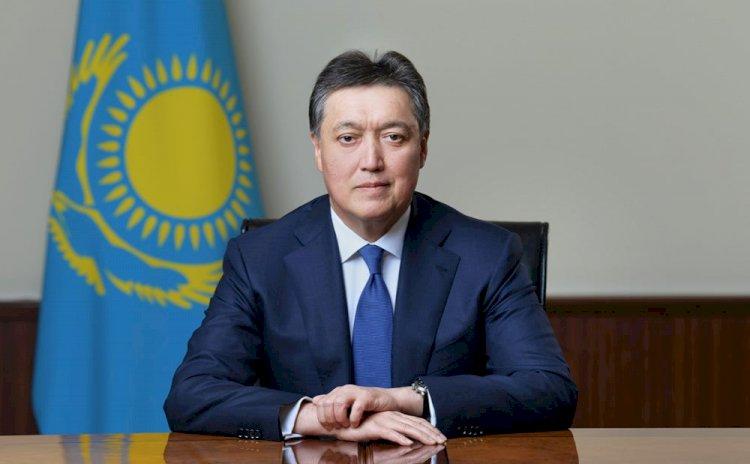 Путин наградил Премьер-министра Казахстана орденом Дружбы