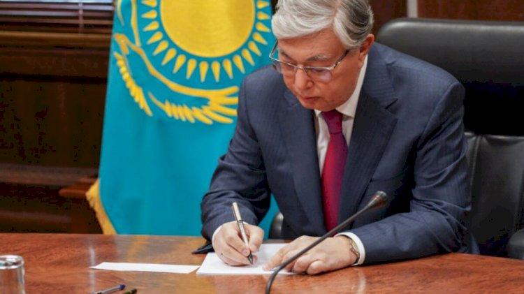 Главой государства подписаны два новых закона