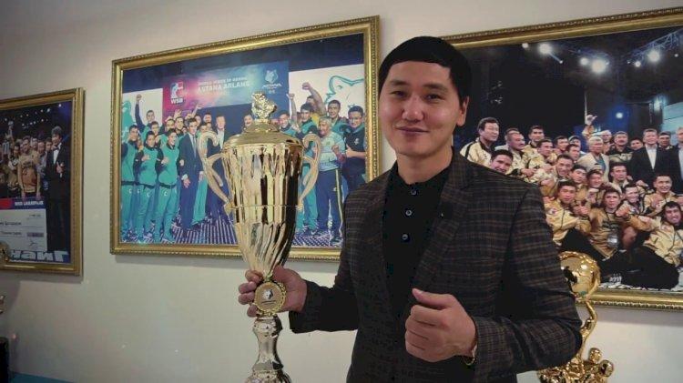 Олимпийский чемпион Бахтияр Артаев назначен на новую должность
