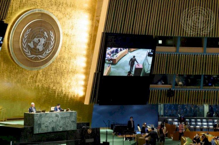 Казахстан избран в Экономический и Социальный совет ООН