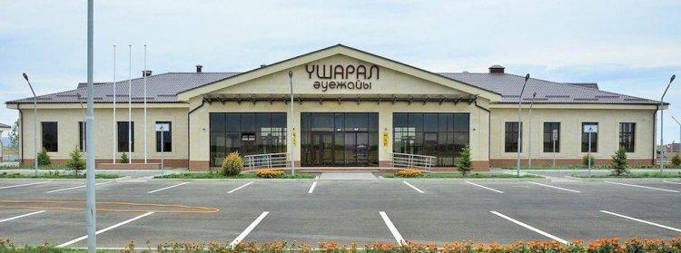 Аэропорт Ушарала будет работать беспрерывно