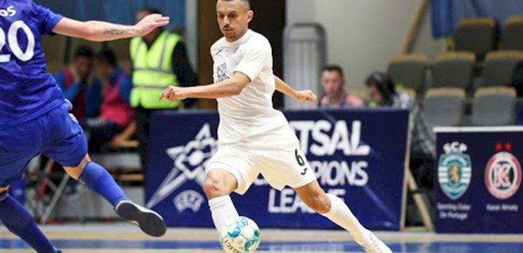 Футзальный клуб «Кайрат» проводит активную трансферную кампанию