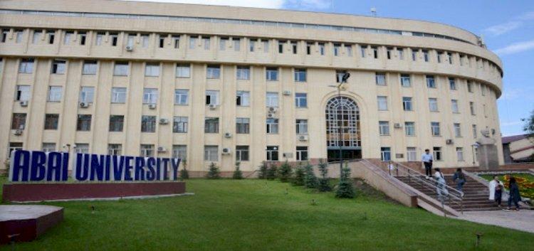 Abai University улучшил позиции в рейтинге лучших вузов мира