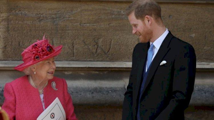 Гарри и Меган назвали дочь детским именем королевы